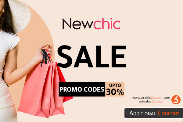Newchic SALE up to 75% on most items with additional promo code up to 30%