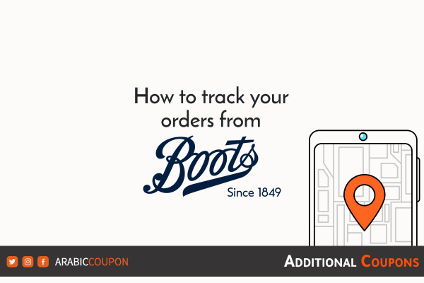 Ways to track Boots orders when buying online with extra promo codes