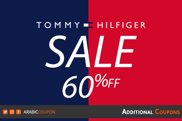 Tommy Hilfiger SALE launched today for summer up to 60% OFF with additional coupons & promo codes