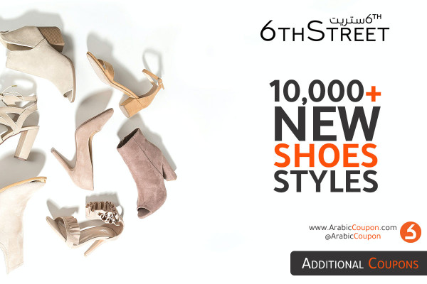 6TH Street NEW 10,000 Shoes Styles available now
