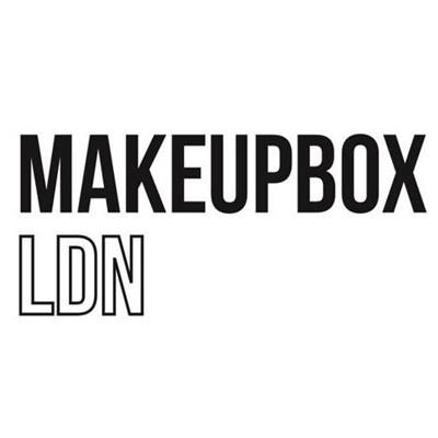 MAKEUPBOX LDN Logo 2021 - Highest deals & coupons - 400x400